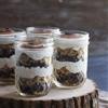 Smores Cupcake Jars