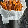 Cajun sweet potato fries (paleo and vegan)