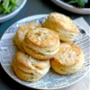 Black Pepper and Ricotta Biscuits