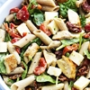 Chicken Penne Salad with Parmesan Dressing
