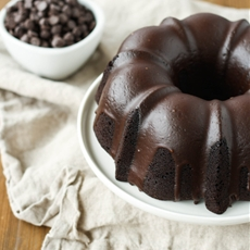 Cookie Dough Bundt Cake
