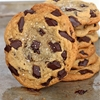 Sea Salt Chocolate Chunk Cookies