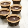 Jumbo Peanut Butter Caramel Chocolate Cups (Vegan)