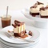 Caramel Mousse Dessert with Salted Crunch Sponge