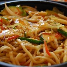 Veg Fried Noodles