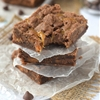 Worlds Best Caramel Brownies {aka Crack Brownies}