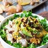 A Spicy Perspective Southwest Chicken Caesar Salad