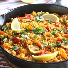 Curried Tomato Rice
