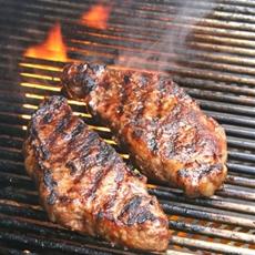 Garlic Ginger Soy Grilled Beef Steak