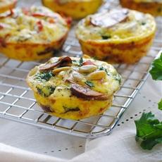 Make-Ahead Breakfast Muffins
