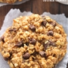 Chocolate Chip Banana Bread Oatmeal Cookies