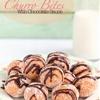 Easy Churro Bites with Chocolate Sauce