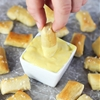 Pretzel Bites with Honey Mustard Dipping Sauce