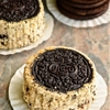 Oreo Upside Down Mini Cheesecake