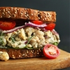 Chickpea Sunflower Sandwich