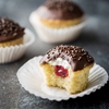 Gansito Cupcakes