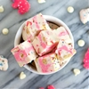 Circus Animal Cookie Fudge