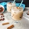 Hazelnut Iced Chai Latte {Dairy-Free}