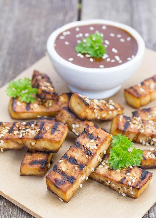 Tofu Sticks