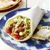Chicken Shawarma Stuffed Pita