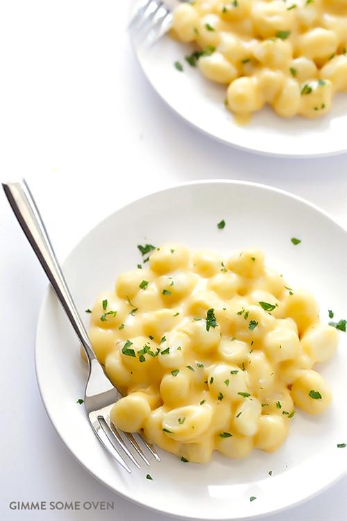 Gnocchi Mac and Cheese