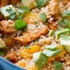 Light Citrus Chicken Quinoa Salad