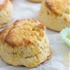 Citrus Honey Biscuits