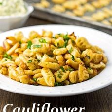 Grain Free Cauliflower Gnocchi