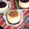 Mini Cheesecakes -Two Ways