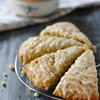 Meyer lemon scones