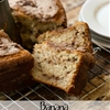 Banana Cinnamon Swirl Coffee Cake