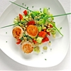Seared Scallops with Succotash