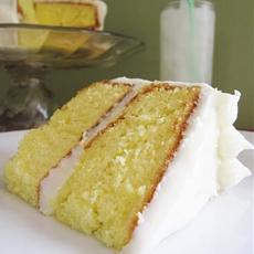 Lemonade Cake with Lemon Cream Cheese Frosting
