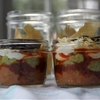 7 Layer Dip in a Jar