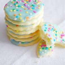 Teacakes with Springy Glaze