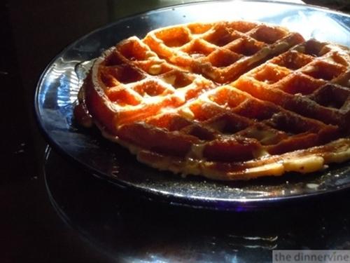 Swedish Waffles (the PRW)