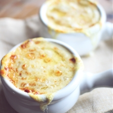 Crockpot French Onion Soup