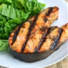 Orange-Ginger Grilled Salmon Steaks