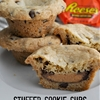 Stuffed Cookie Cups