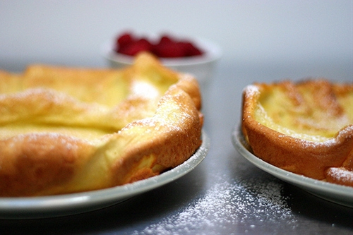 Dutch Baby German Pancake