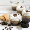 Oreo Coffee Cream Parfait