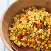 Chili Lime Grilled Corn Salad