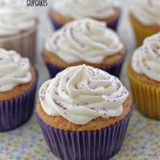 Fluffernutter Cupcakes