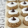 S'more Oatmeal Kiss Cookies