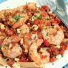 Greek Shrimp and Feta Pasta
