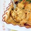 Three Cheese Pasta Shells and Cauliflower