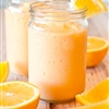 Orange Push-Up Smoothie (Vegan, Gluten Free)
