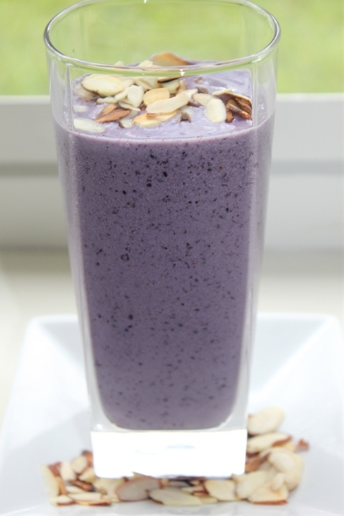 A Protein Smoothie That Helps Reduce Belly Fat