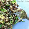 Lemony Lentil and Quinoa Salad