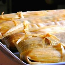 CrockPot Homemade Tamales